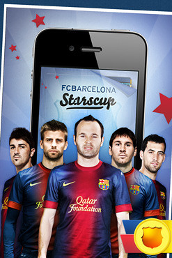 Starscup screen, iphone, android ENG 01