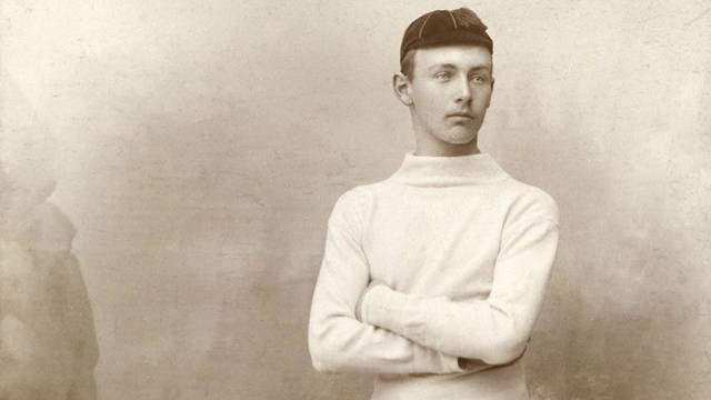 Hans 'Joan' Gamper, en una imagen de juventud
