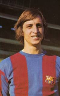 Portrait of Cruyff