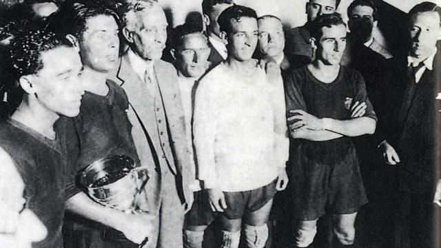 1931-1936. Barça during the Republic