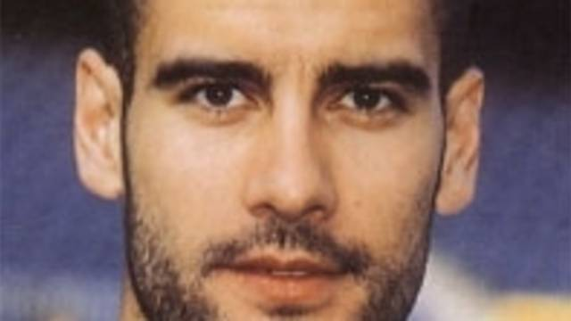 Portrait photo of Guardiola
