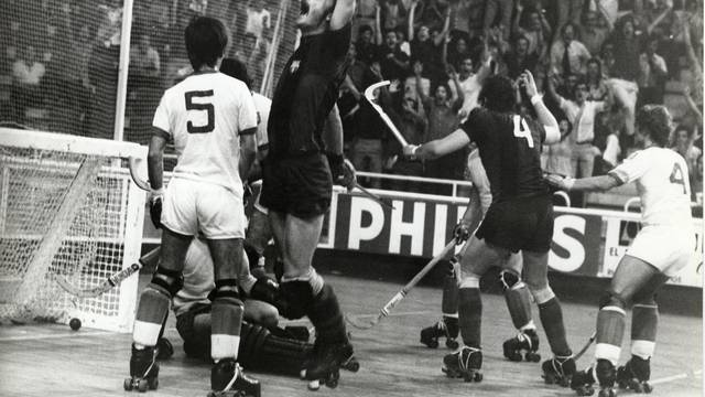 action from 1973  European Cup final