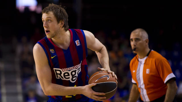 Joe Ingles / PHOTO: Arxiu FCB