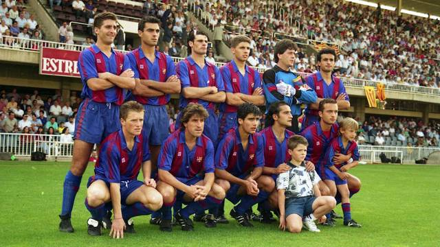 Barça Atletic (June 1991)