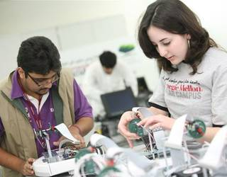 Carnegie Mellon University Qatar Robotics Lab