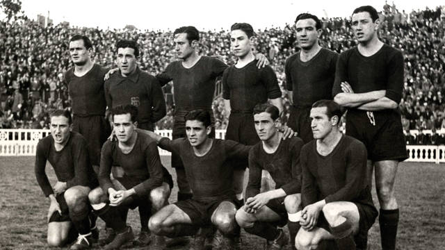 1930-1936. Victory during the Republic: four Catalan Football Championships