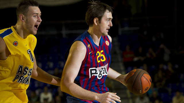 Fotos do time do Barcelona de Basquete - temporada 2011/2012