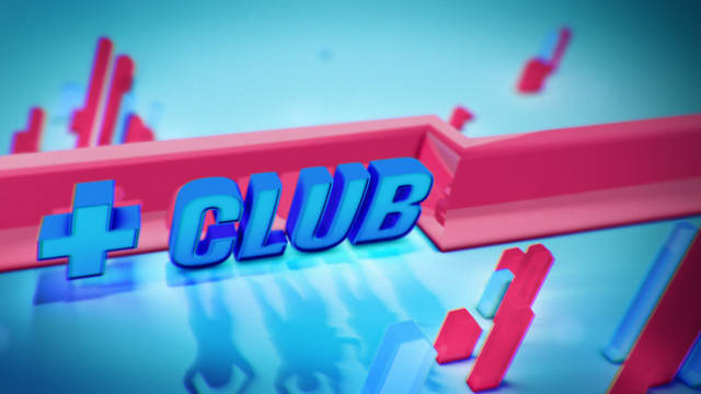 Careta del programa '+Club'