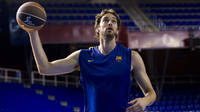 Pau Gasol at the Palau