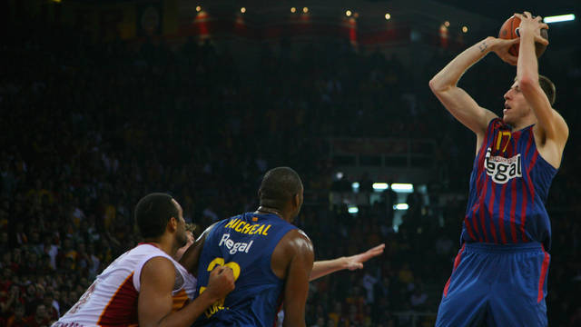 It's Barça's fifth victory in the Euroleage / PHOTO: GETTY IMAGES
