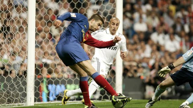 Real Madrid fc Barcelona 2 6