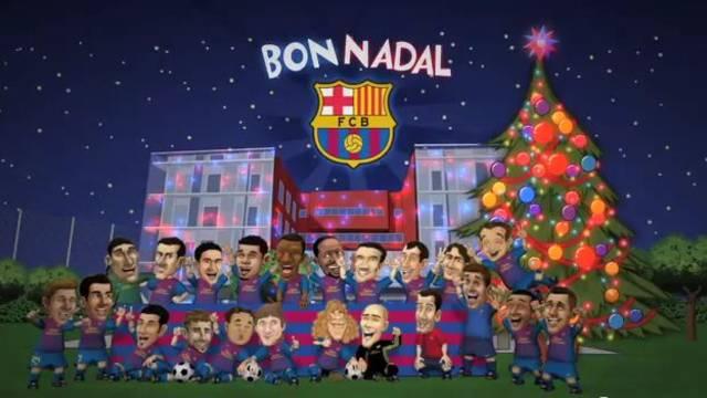 Felicitaciones De Navidad Del Fc Barcelona.Futbol Club Barcelona Archive Page 355 Rojadirecta