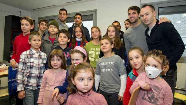 2012-01-05 VISITA HOSPITAL SANT PAU FCB 06