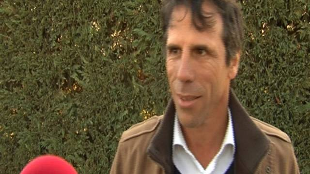 Gianfranco Zola. Image: Barça TV