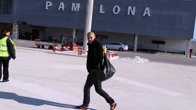 بالصور برشلونة بامبلونا