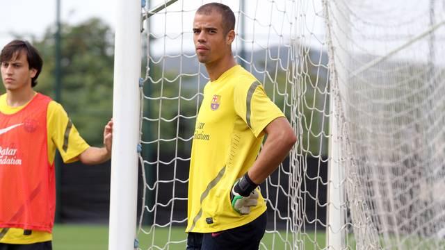 Ruben Miño / FOTO: ARXIU FCB