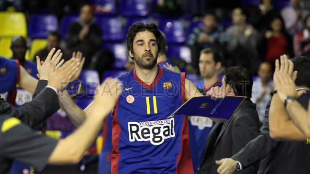 FCB Regal - Unics Kazan (78-66) / PHOTO: MIGUEL RUIZ - FCB