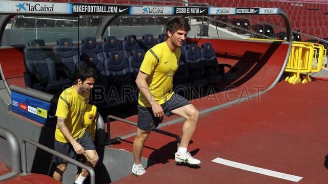 ▐★● صور تدريبات برشلونة قبل الكلاسيكو ●★ ▐ 2012-04-21_ENTRENO_0