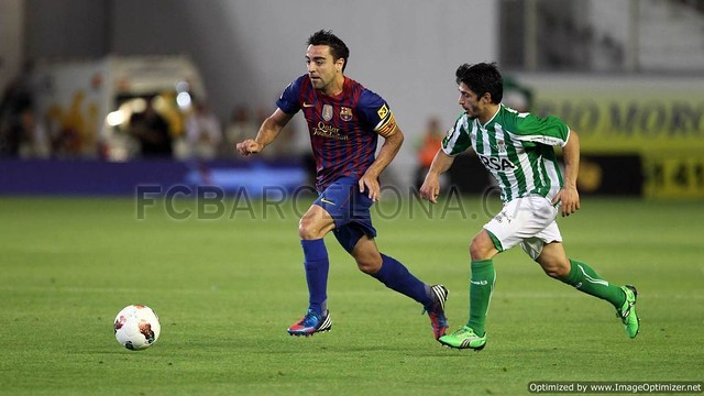 Betis - FC Barcelona / PHOTO: Miguel Ruiz - FCB