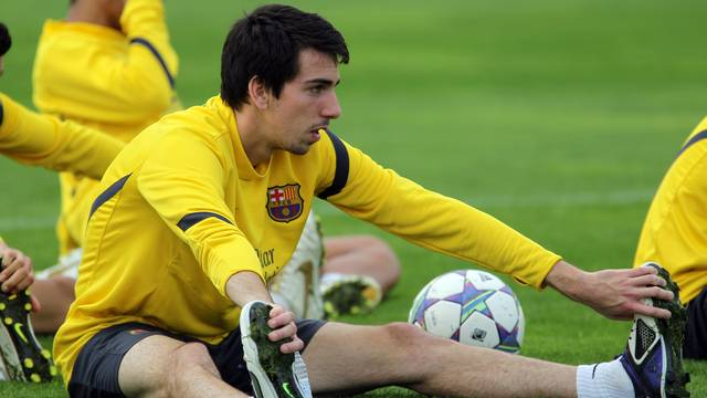 Isaac Cuenca / PHOTO: ARCHIVE FCB