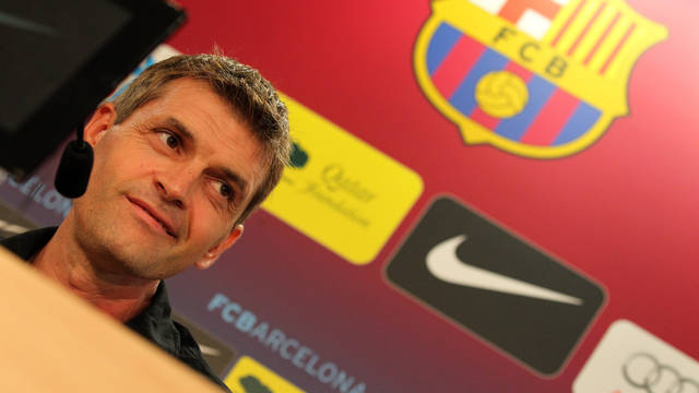 Tito Vilanova / PHOTO: MIGUEL RUIZ-FCB