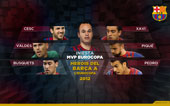 INIESTA MVP EUROCOPA 2012