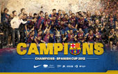 CHAMPIONS SPANISH CUP 2012