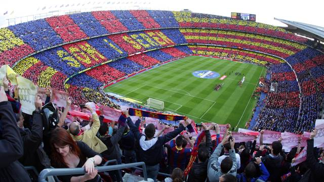 Camp Nou / PHOTO: ARCHIVE FCB