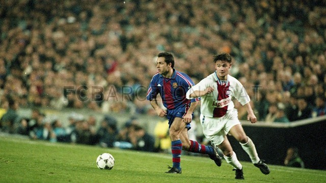 FCB-PSG, le dernier match au Camp Nou / Photo Arxiu FCB