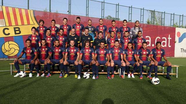 FC Barcelona's official UEFA photo / PHOTO: MIGUEL RUIZ - FCB