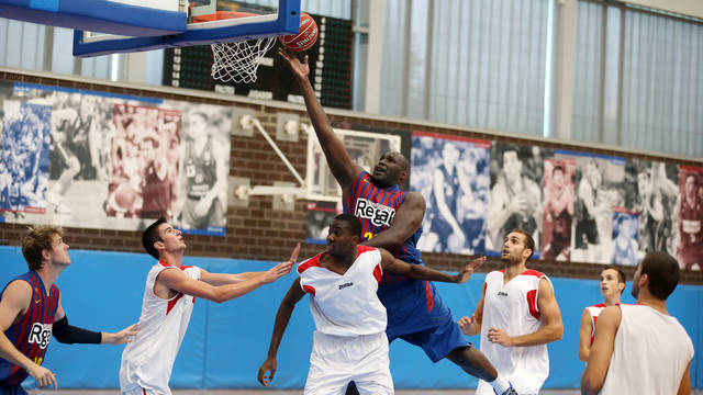 Nathan Jawai  / PHOTO: Miguel Ruiz - FCB