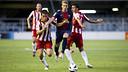 Gerard Deulofeu / PHOTO: ÀLEX CAPARRÓS - FCB.