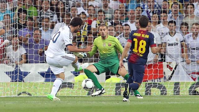 رئال مادرید 2 - بارسلونا 1