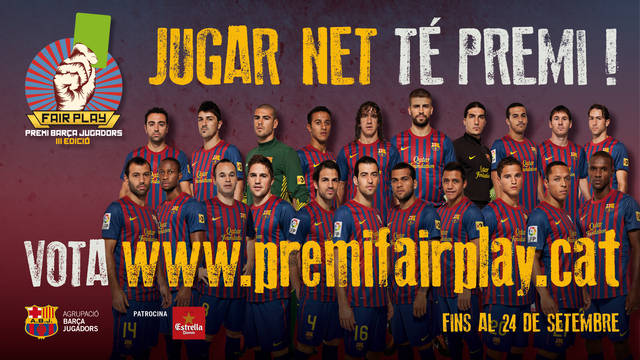 III Premi Fair Play ABJ