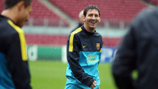 Messi / PHOTO: MIGUEL RUIZ - FCB