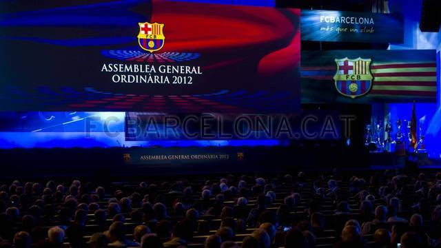 General Assembly 2012 in photos / FOTO: LEX CAPARRS - FCB