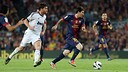 Messi's match against Real Madrid