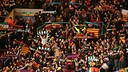 Bara Fans at Celtic Park / PHOTO: MIGUEL RUIZ-FCB.