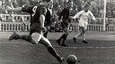 Ladislao Kubala playing in Les Corts / PHOTO: ARCHIVE FCB
