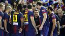Barça Intersport / PHOTO:Miguel Ruíz-FCB