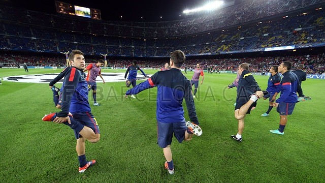 The other side of the match against Celtic/ PHOTO: MIGUEL RUIZ - FCB