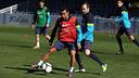 Xavi no jugarà aquest dimarts, Iniesta sí / FOTO: MIGUEL RUIZ-FCB
