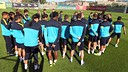 Training session 02/11/12