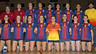 Volleyball. Women's Team (CVB)