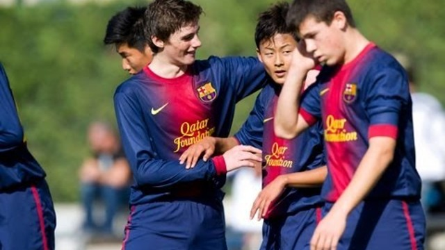 FC Barcelona - Els 5 milors gols del planter de la setmana
