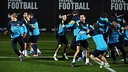 Training session 16/11/2012