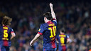 Lionel Messi / PHOTO: MIGUEL RUIZ - FCB