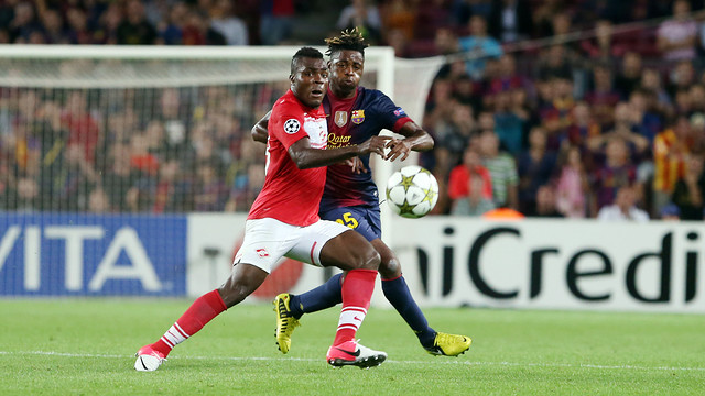 Alex Song / PHOTO: ARCHIVE FCB