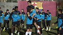 Training session 08/12/12