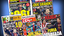International press hail Leo Messi's historic year